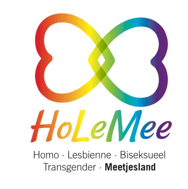 Het logo van HoLeMee.