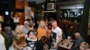 """VIDEO: Cafébaas Dirk Lauwers neemt met spetterende feestnacht afscheid van café Marengo: """"Afscheid met dubbel gevoel!"""""""