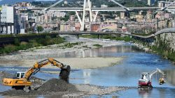 IN BEELD. Schade in Genua is gigantisch na instorting viaduct