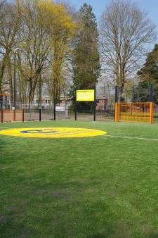 Cruyff Court bij De Beele ook voor jongeren uit dorp Voorst