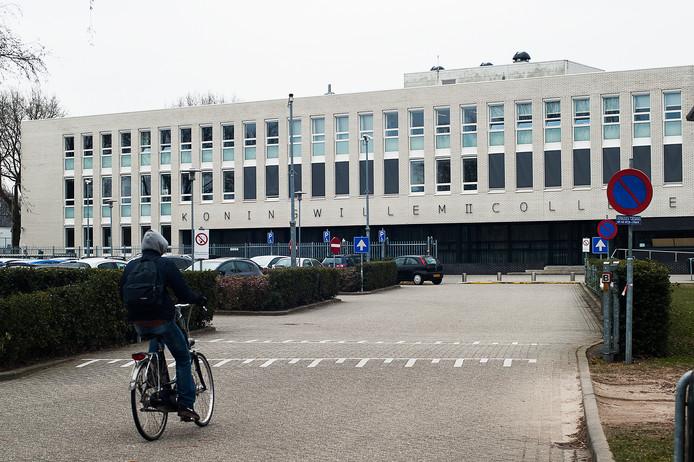 Het Koning Willem II College in Tilburg (archieffoto).