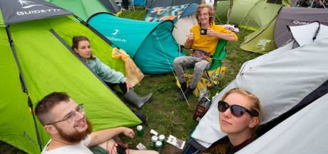 Weergoden sparen rustig verlopend Lowlands: 'Het valt hartstikke mee'