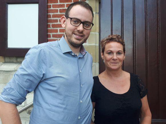 Chantal Lauwers en Nicolas Bourgeois zijn de nieuwe voorzitter en ondervoorzitter van Vernieuwing.