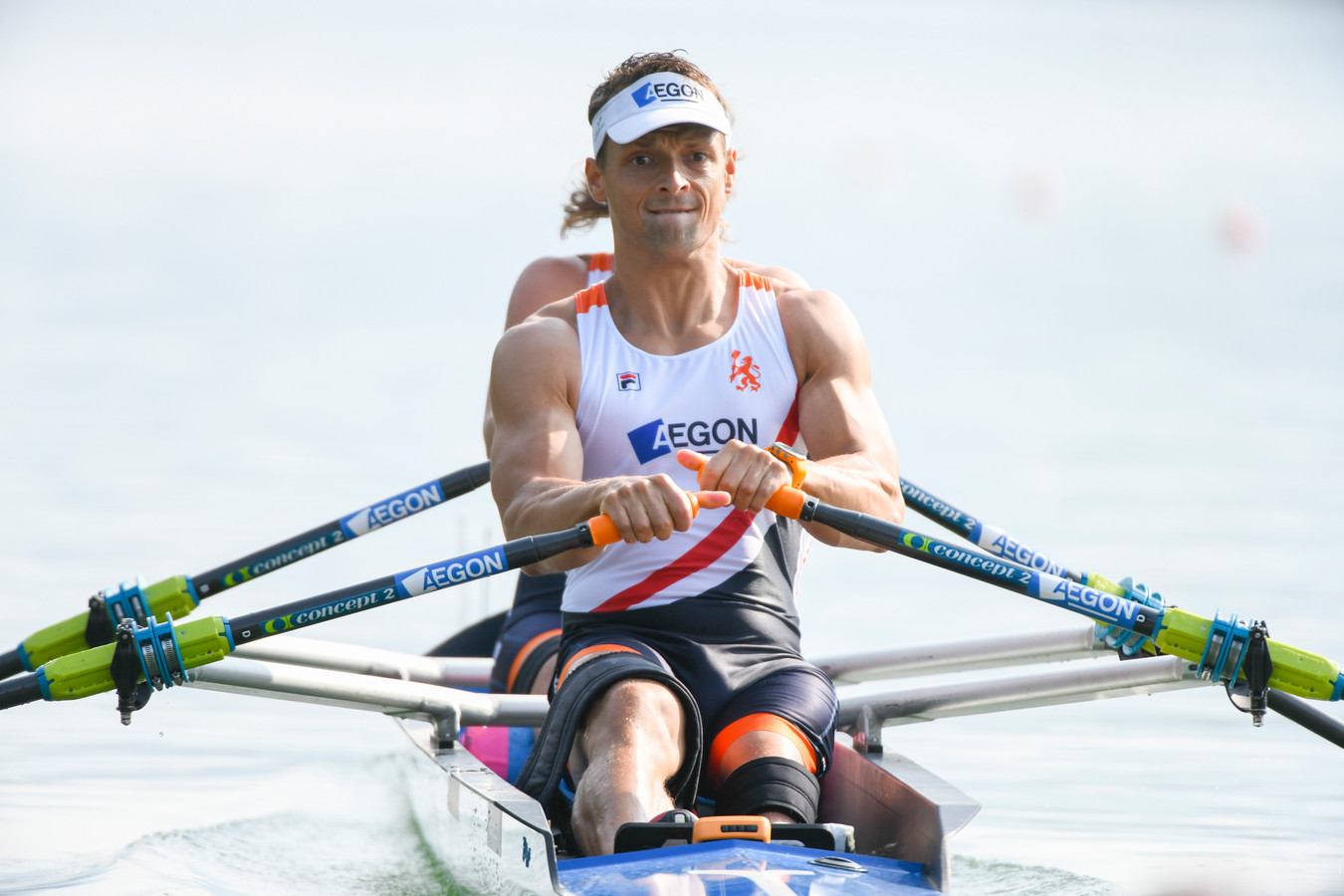 Corné de Koning uit Goes werd zondag Europees kampioen.