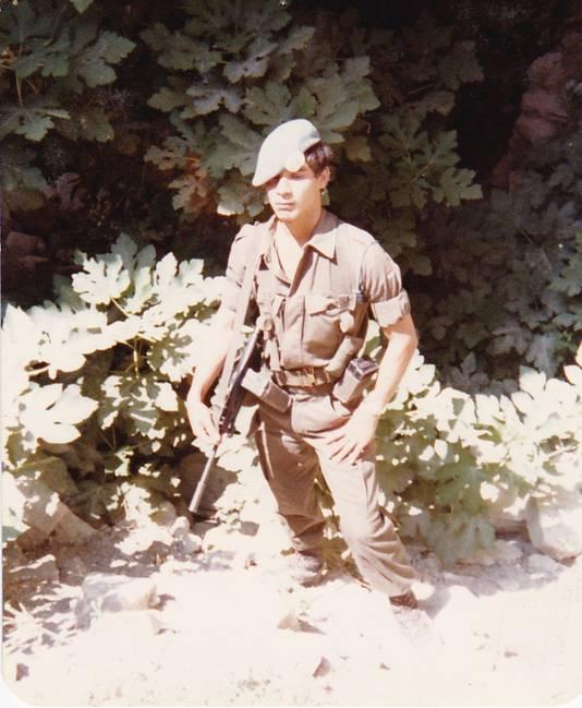 Christian Kriznaric in jaren 80