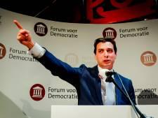 Meebesturen wil voor Forum voor Democratie nog niet vlotten
