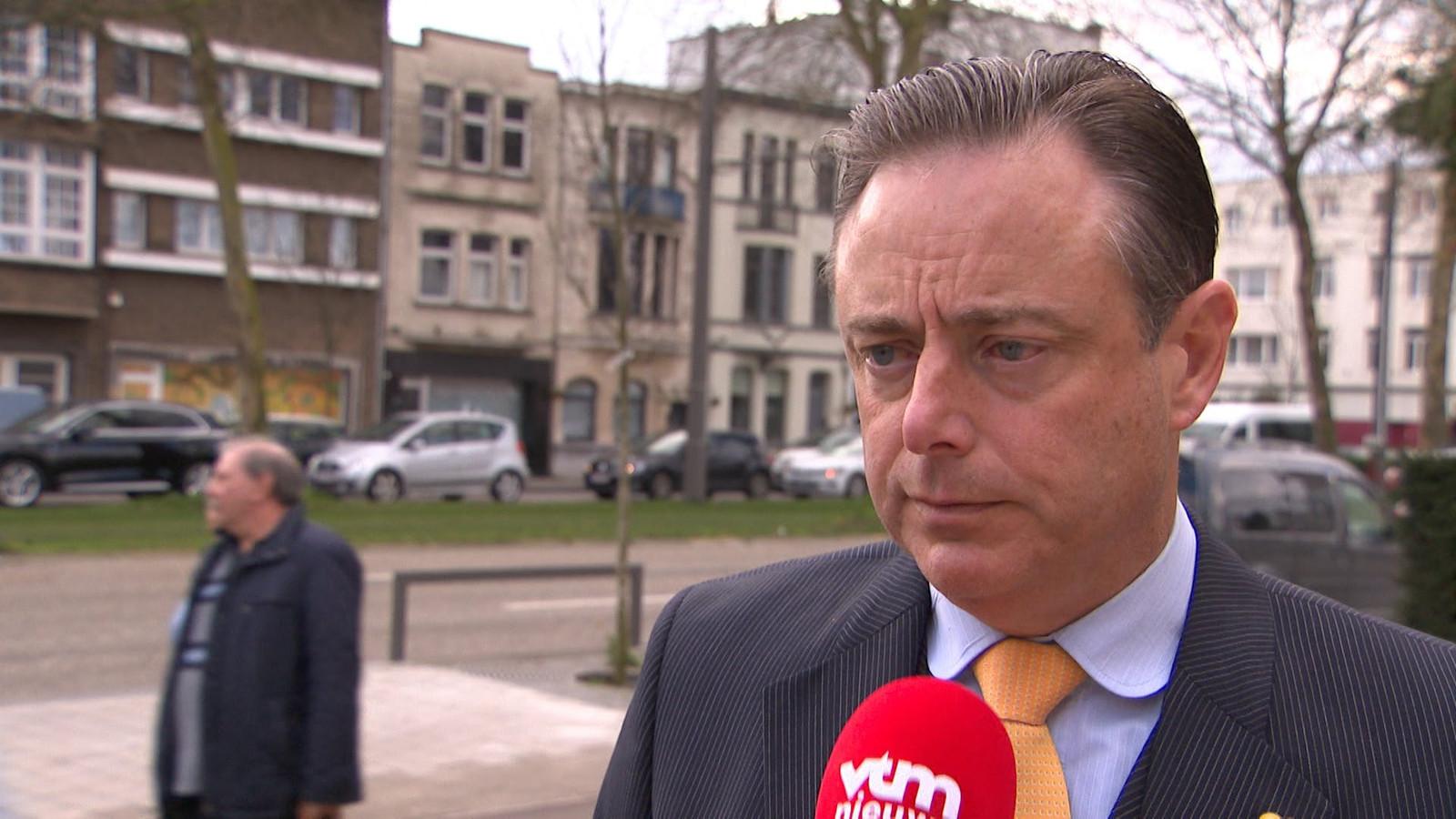 Bart De Wever, le président de la N-VA.