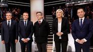 Franse presidentskandidaten in de clinch over immigratie tijdens tv-debat