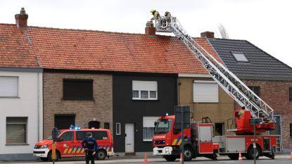 Bewoners merken schouwbrand op door warme vloer