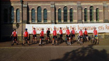 Geen 1.000 km van Kom op tegen Kanker maar deze Pintenaars schenken toch al 30.000 euro