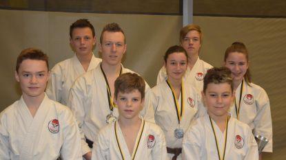 Fien Cornelis Oost-Vlaams kampioene karate