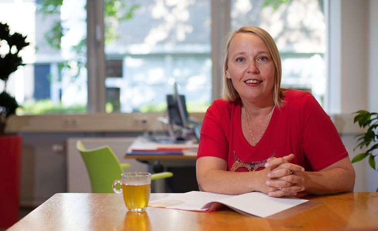 Lies Leijs is al 14 jaar studentendecaan Beeld Fontys