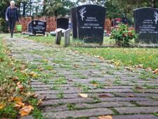 Slecht onderhouden begraafplaats Nistelrode: meer geld om die netter te maken