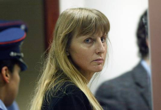 Marc Dutroux accuse son ex-femme Michelle Martin.