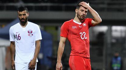 Oei, Zwitserland? Nations League-concurrent van Rode Duivels getrakteerd op striemend fluitconcert na verlies tegen... Qatar
