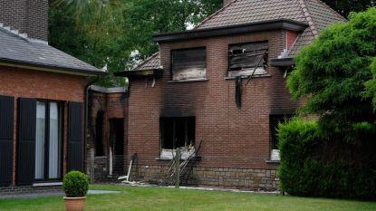 Gezin ontsnapt aan brand dankzij rookmelders