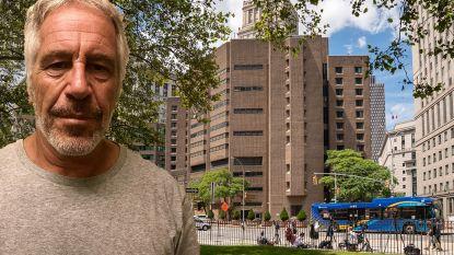 """""""Ernstige onregelmatigheden"""" in gevangenis Epstein doen nog meer vragen rijzen: één van de bewakers zou vervanger zijn geweest"""