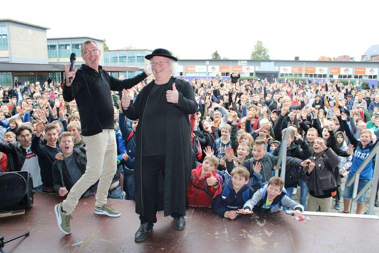 Herman Verbruggen stal de show