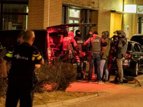 Politie-inval in Houten na dreiging met vuurwapen