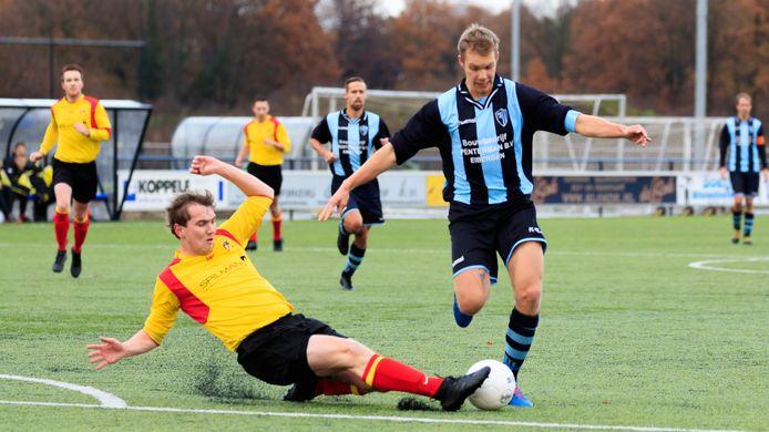 Nog een derby in de Achterhoek: FC Eibergen - VIOS Beltrum.