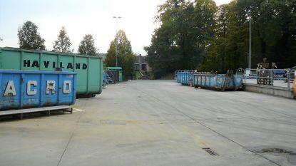"Recyclagepark heropent dinsdag: ""Enkel wie dringend afval moet afvoeren, is welkom"""