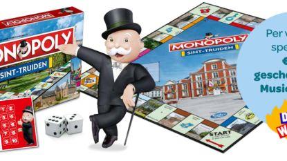 Grote Markt Sint-Truiden staat te koop... op het Monopolybord