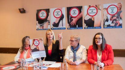 """""""Decolleté is niet gelijk aan prostituee"""": Vlaams Belang lanceert nieuwe affichecampagne 'Vrouwen zijn geen loslopend wild'"""