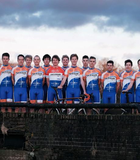 Achterhoekse wielerformatie Kanjers voor Kanjers clubkampioen