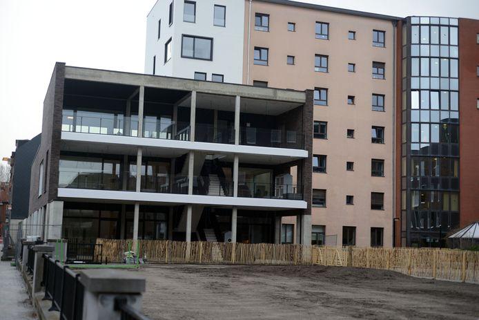 Zorg Leuven opende naast WZC Remy  en het Booghuys een nieuw kinderdagverblijf en die locatie is heel bewust uitgekozen.