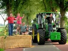 Bewoners en bedrijven Achterdijk Bunnik starten petitie tegen 'spitsknip'