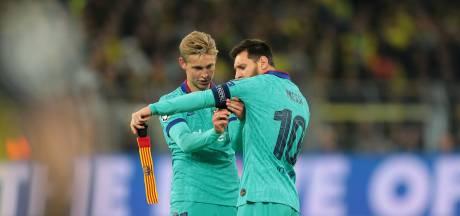 Transfer De Jong naar Barça levert fiscus 15 miljoen euro op