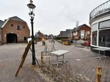 Grand café Smit maakt na aandringen van gemeente Losser toch meer ruimte in de Brinkstraat