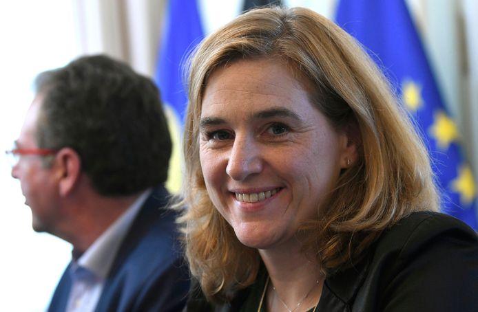 La ministre bruxelloise la Mobilité Elke Van den Brandt (Groen).