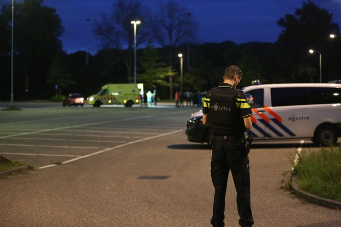 Gewonde bij schietpartij in Roosendaal.