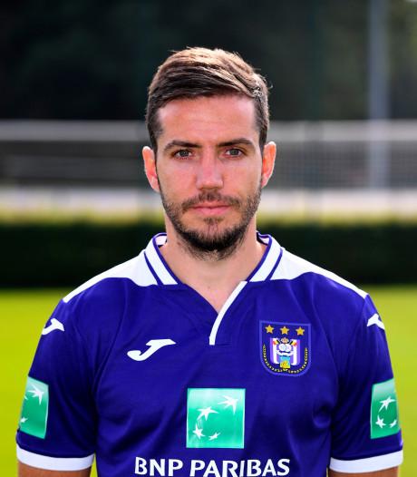 Alexandru Chipciu quitte Anderlecht