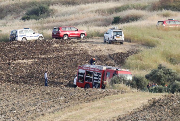Het derde lichaam werd gevonden nabij Orounta.