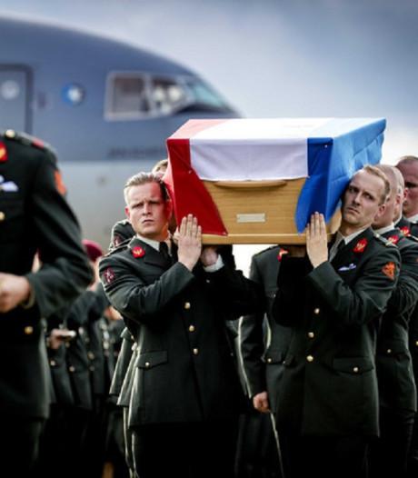 Smartengeld voor familie omgekomen militairen