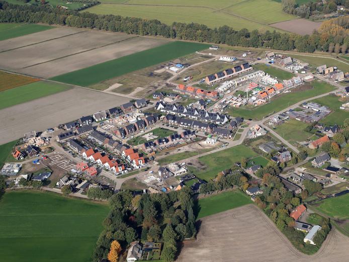 De gemeente verwacht veel winst te maken op de Mierlose nieuwe woonwijk Luchen.
