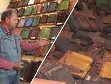 Huub spaart al 37 jaar dakpannen: 'Ik ben de tel kwijt'