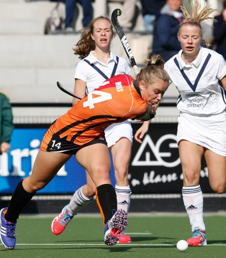 Moergestelse hockeyster Freeke Moes (20) debuteert in Oranje