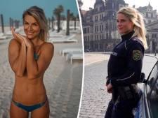 'Mooiste agente van Duitsland' moest kiezen tussen baan bij politie en Instagram