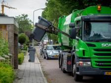 Deel ondergrondse afvalcontainers in Rivierenland op andere plek