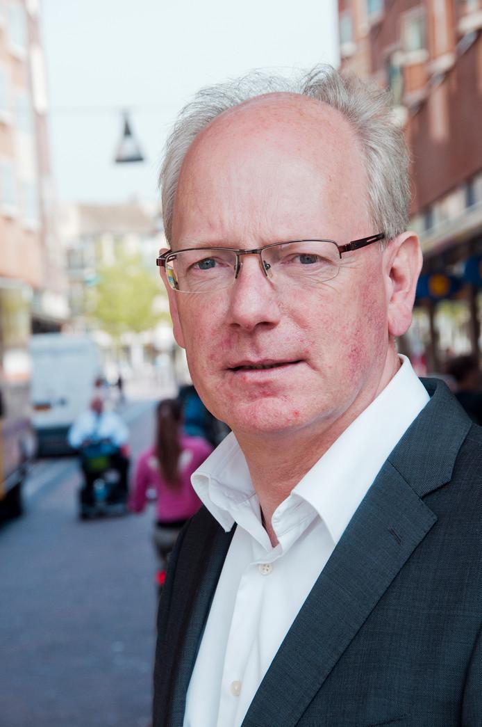 Peter Boerenfijn, directeur van Habion