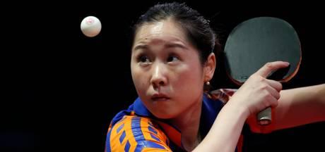 Li Jie strandt in kwartfinales in Minsk