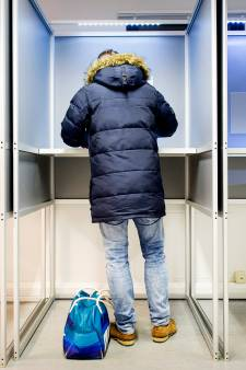 Stemlocaties verkiezingen 2018 in Noord-Brabant