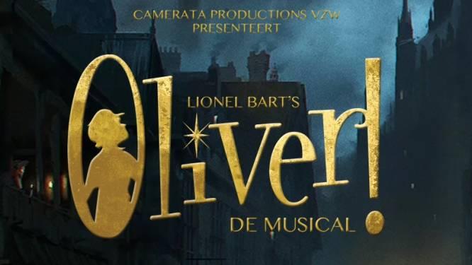 Coronacrisis bemoeilijkt voorbereidingen: Camerata Productions stelt 'Oliver! de musical' jaar uit