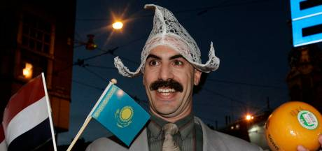 Trump vindt Borat absoluut niet grappig