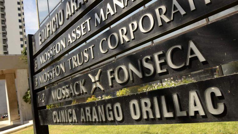 Vanavond om 8 uur worden de Panama Papers gedeeltelijk openbaar gemaakt, hier staan zo'n 500 Nederlandse namen in. Beeld anp