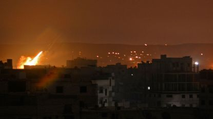 Opnieuw bombardementen op Syrische basissen: 26 doden en 60 gewonden