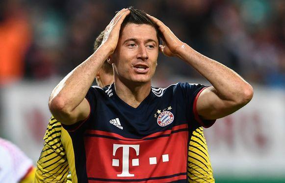 Lewandowski betaalde 23.000 euro.